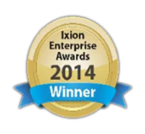Ixion Enterprise Awards 2014