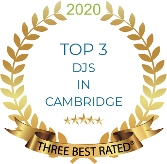 Top 3 DJs in Cambridgeshire 2020