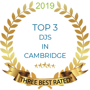 Top 3 DJs in Cambridgeshire 2019