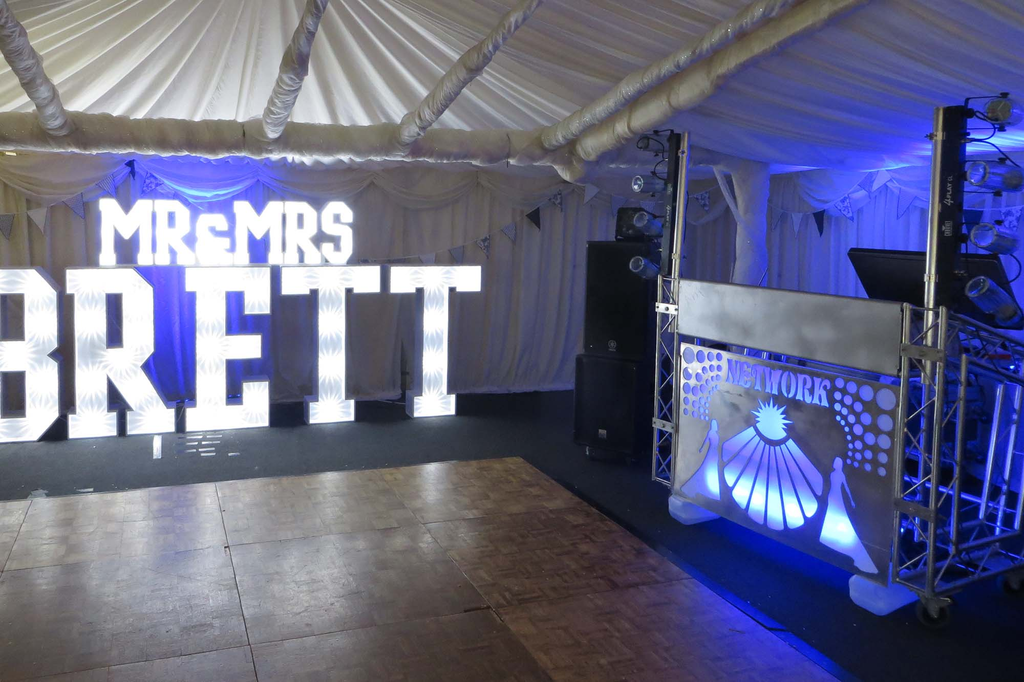 Wedding discos in Lincolnshire