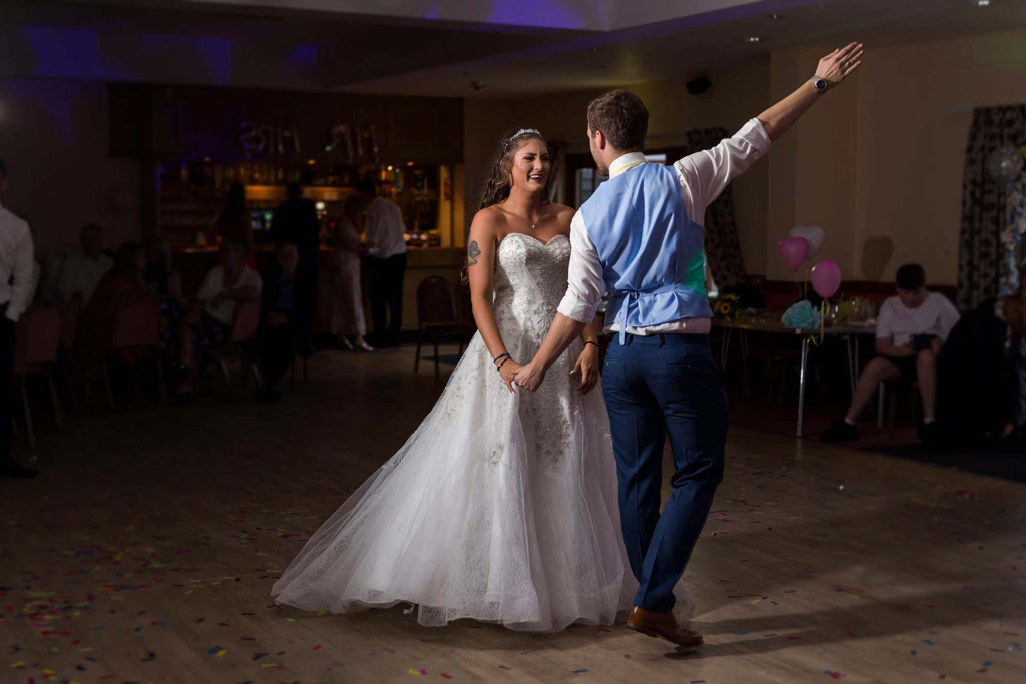 Wedding disco in Suffolk